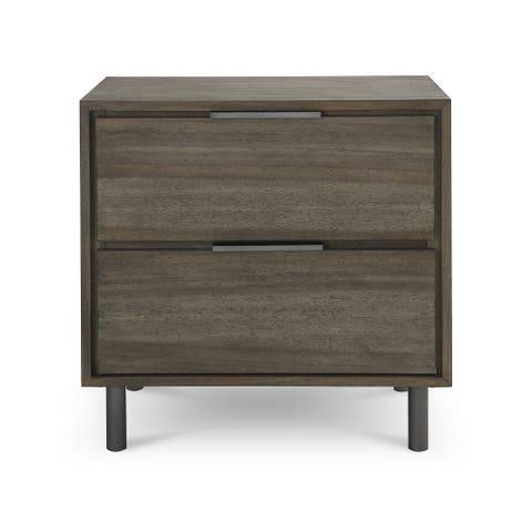 Carson Carrington Tappan 2-drawer Nightstand