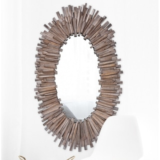 Carbon Loft Gwynn Oval Wall Mirror