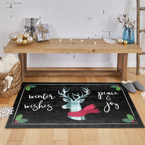 Mohawk Prismatic Winter Wishes Area Rug