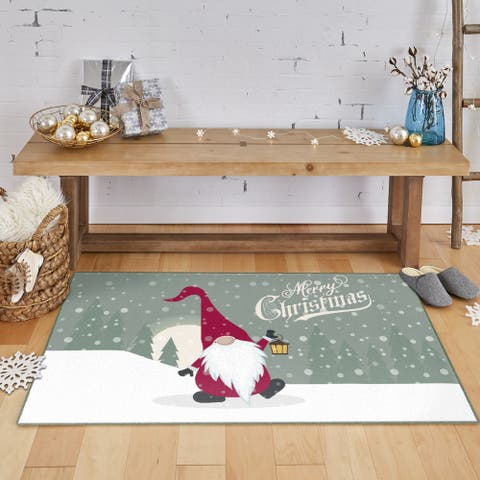 Mohawk Prismatic Merry Gnome Area Rug