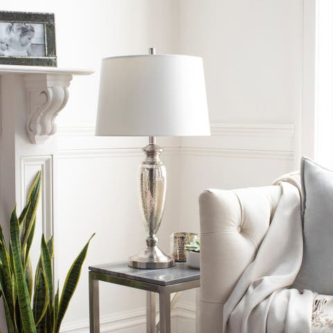 Bloxom Traditional Mercury Glass 29-inch Table Lamp