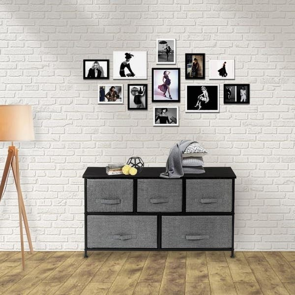 Living Room Unit Storage Cabinet With Drawers Simple Tv Stand Chest Of Drawers Overstock 29347622