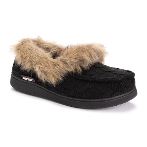 Womens Kerry Moccasin Slippers