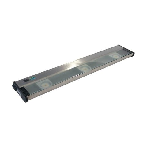 Counter Attack 24-inch Stainless Steel LED Undercabinet Task Light