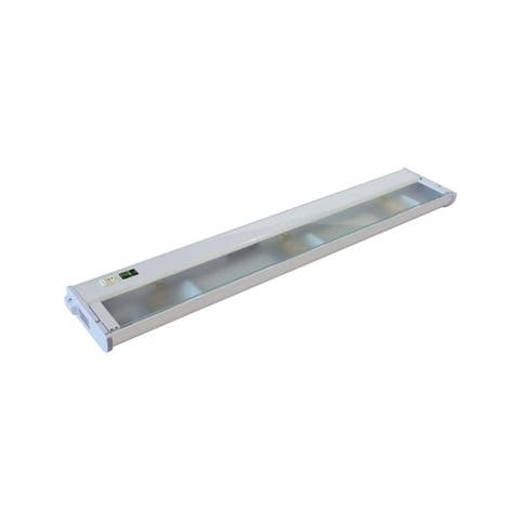 Counter Attack 24-inch White Speedlink Compatible Undercabinet Task Light