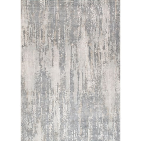 Pasargad Home Beverly Collection Hand-Loomed Area Rug