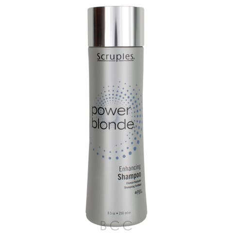 Scruples Power Blonde Enhancing Shampoo 8.45oz