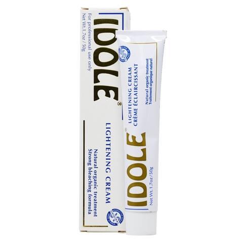 IDOLE Natural Organic Treatment Lightening Cream 50g/1.7oz