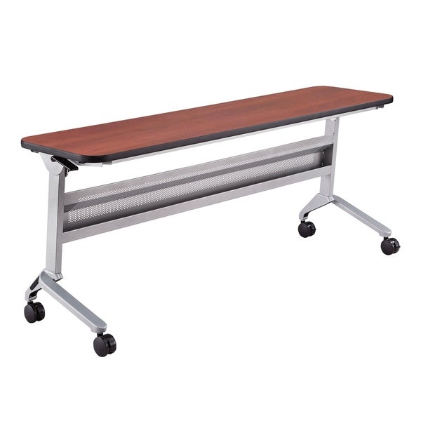 "Flip-N-Go® 18 x 72"" Rectangular Training Table, LPL"