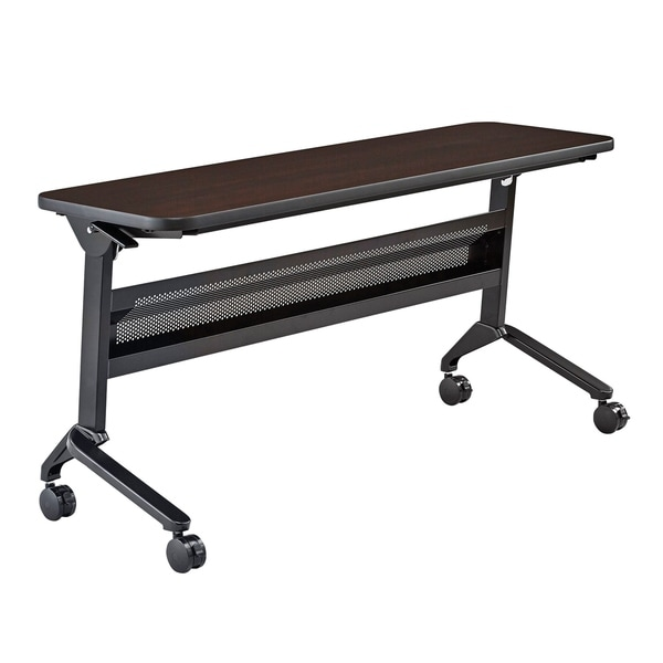 "Flip-N-Go® 18 x 60"" Rectangular Training Table, LPL"