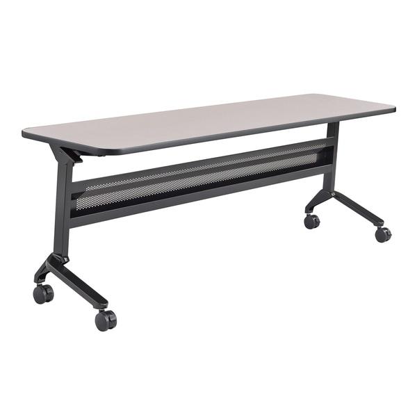 "Flip-N-Go® 24 x 72"" Rectangular Training Table, LPL"