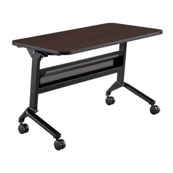 "Flip-N-Go® 24 x 48"" Rectangular Training Table, LPL"