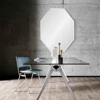 Carson Carrington Hjuljern Unframed All Glass Mirror