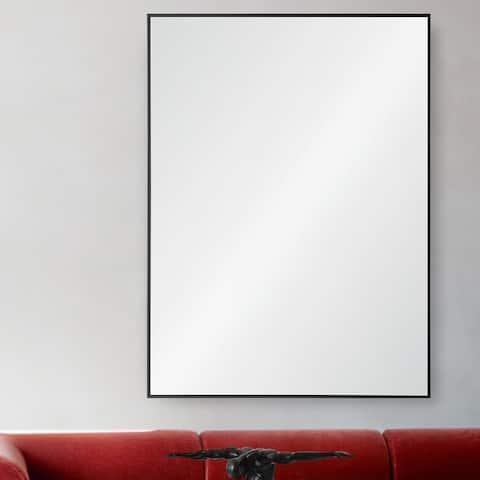 Strick & Bolton Matte Black Mirror