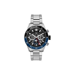 Link to Tag Heuer Men's CBG2A1Z.BA0658 'Carrera' Chronograph Stainless Steel Watch Similar Items in Women's Watches