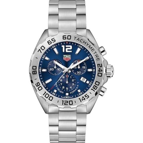 Tag heuer Men's CAZ101K.BA0842 'Formula 1' Chronograph Stainless Steel Watch
