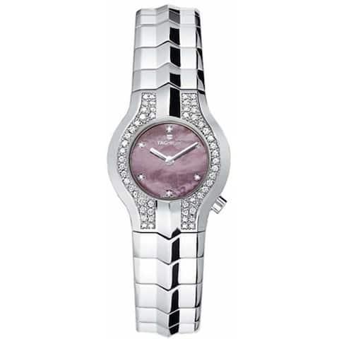 Tag Heuer Women's WAA1415.BA0760 'Alter Ego' Stainless Steel Watch