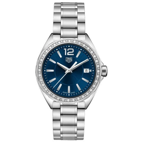 Tag Heuer Women's WBJ1316.BA0666 'Formula 1' Stainless Steel Watch