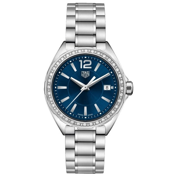 Tag Heuer Women's WBJ1316.BA0666 'Formula 1' Stainless Steel Watch. Opens flyout.