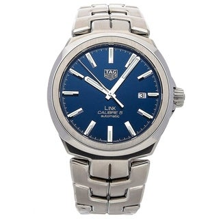 Link to Tag Heuer Men's WBC2112.BA0603 'Link' Stainless Steel Watch Similar Items in Women's Watches