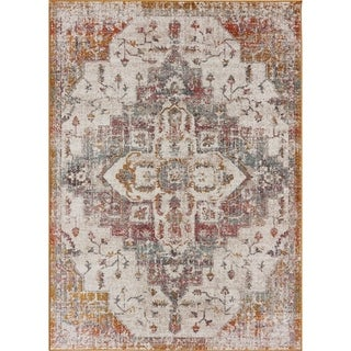 Multicolor Ottoman Terra Antique Area Rug Soft Carpet Mat Runner For Living Room Entrance Patio 4x5 5x7 7x9 8x12