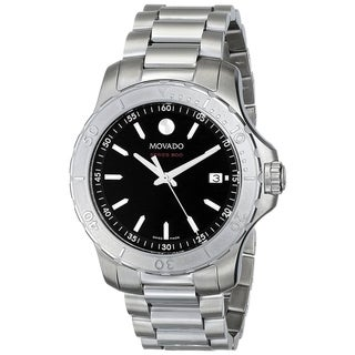 Link to Movado Men's 2600115 'Series 800 Performance' Stainless Steel Watch Similar Items in Men's Watches