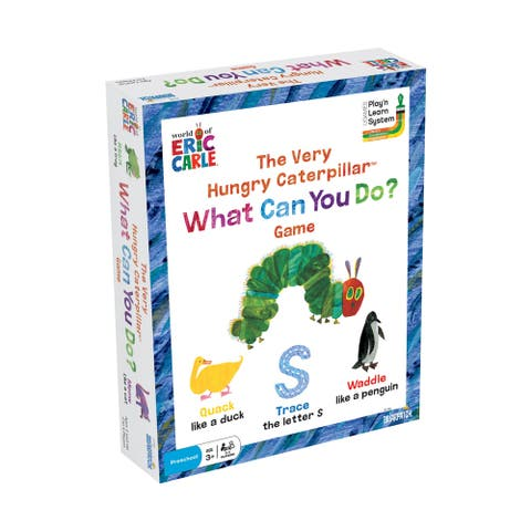 The Very Hungry Caterpillar - What Can You Do Game