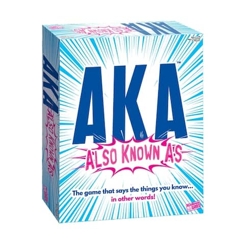 AKA (Also Known As)