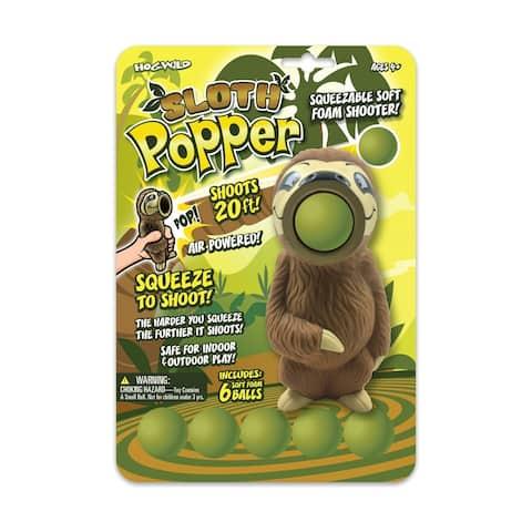 Sloth Popper