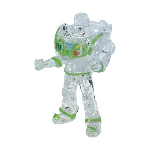 3D Crystal Puzzle - Disney Toy Story 4 - Buzz Lightyear (Clear)