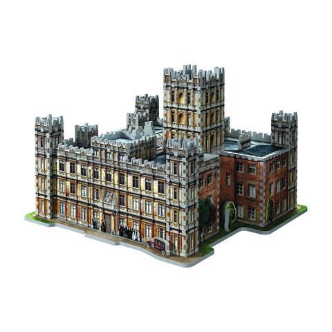 Downton Abbey 3D Puzzle: 890 Pcs