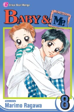 Baby & Me 8 (Paperback)