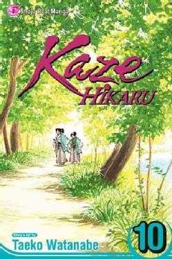 Kaze Hikaru 10 (Paperback)
