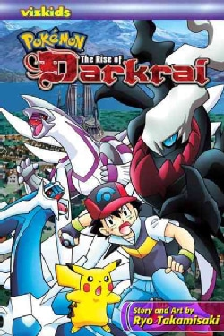 Pokemon The Rise of Darkrai (Paperback)