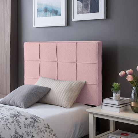 Marlene Contemporary Upholstered Twin Headboard by Christopher Knight Home