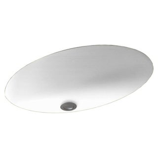 Link to Swan 22.5-in W x 16-in D x 5.625-in H Solid Surface Undermount Bathroom Sink Similar Items in Recessed Lights