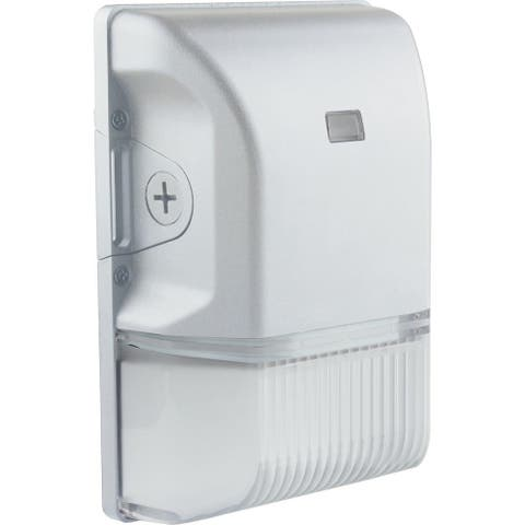 LED Small Wall Pack Watt Photocell