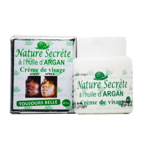 Nature Secrète with Pure Argan Oil Facial Cream 40g/1.4oz