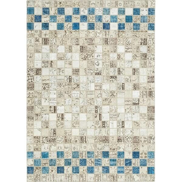 "Mosaic Classic Patchwork - 5'7"" x 7'10"""
