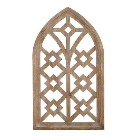 Wall Decor Tan Mdf Accent Pieces Online At