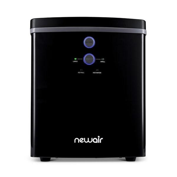 Shop Newair 33 Lb Bpa Free Countertop Portable Ice Maker