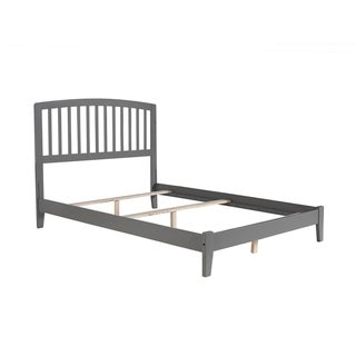 Richmond Full Traditional Bed in Grey