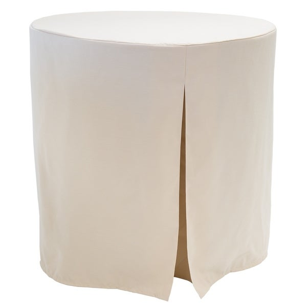 Tablevogue Solid Round Table Cover. Opens flyout.