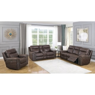 Copper Grove Medemblik Upholstered 3-piece Living Room Set