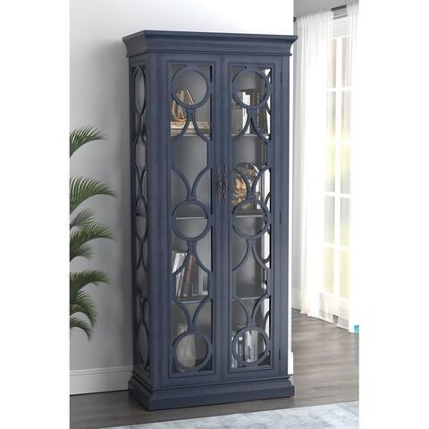 2-door Rectangular Tall Cabinet
