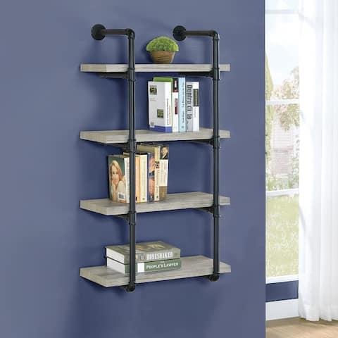 Carbon Loft Agwan 24-inch 4-shelf Wall Shelf