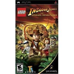 PSP - Lego Indiana Jones