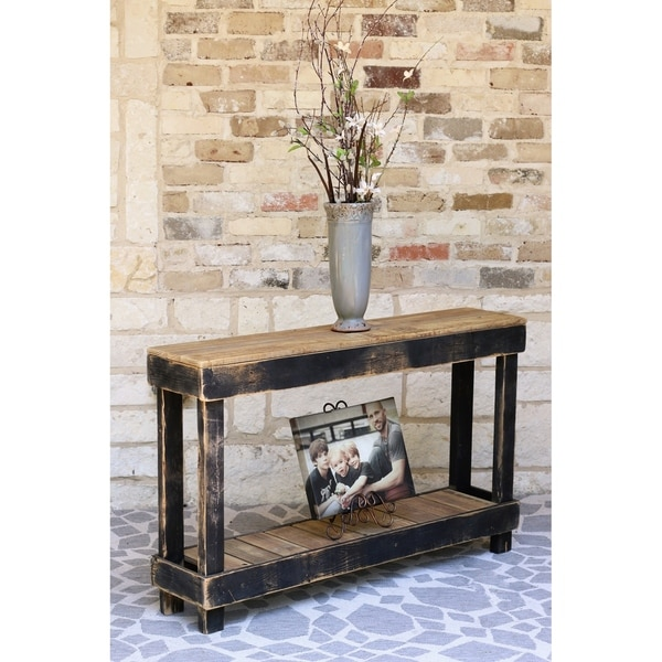 Luxe Combo Console Table