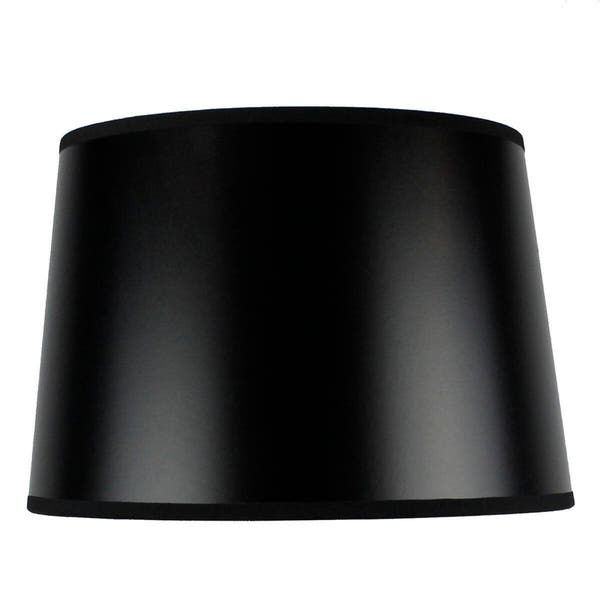 Shop 10x12x8 Slip Uno Fitter Hardback Shallow Drum Lamp