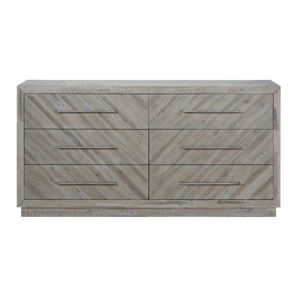 the-gray-barn-daybreak-solid-wood-6-drawer-dresser-in-rustic-latte by the-gray-barn
